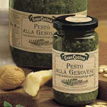 Pesto aus Italien
