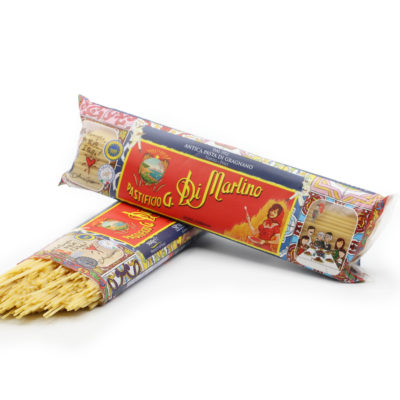 Spaghetti 500g Nudel-Packung in D&G-Design