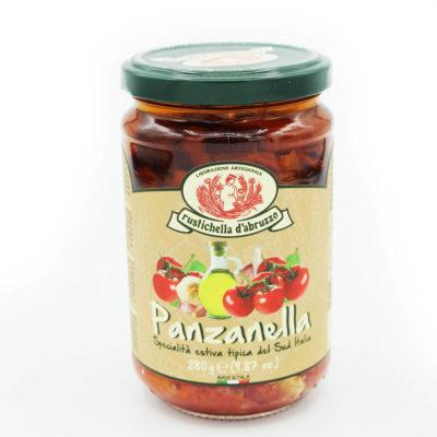 gehackte Tomaten in 280g Glas