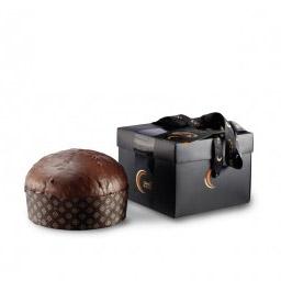 Panettone mit kandierten Orangen in Geschenkbox 1kg