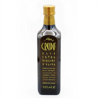 Natives Olivenöl extra in 500ml Flasche
