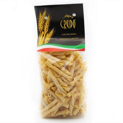 Pasta Maccheroni Pugliesi 500g Nudel-Packung