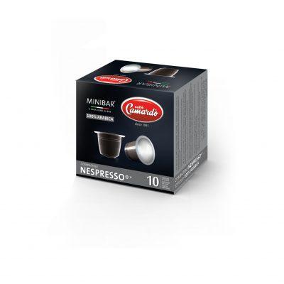 Caffè Camardo 10 capsule nespresso Arabica