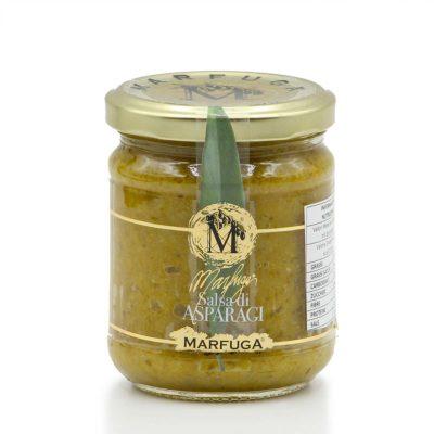 italienische Spargel Sauce in 180g Glas