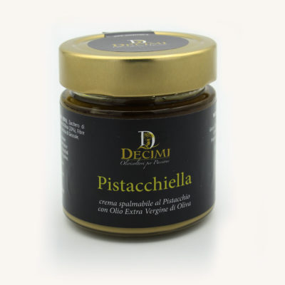 italienische Pistaziencreme in 250g Glas