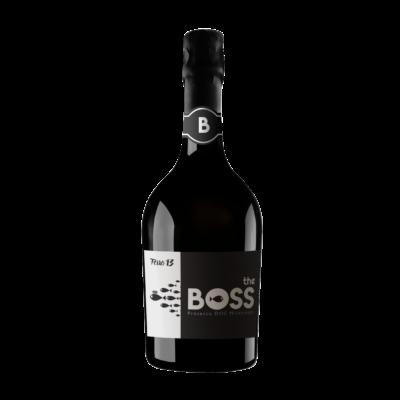 """Prosecco DOC Millesimato """"The BOSS"""" 0,75l"""