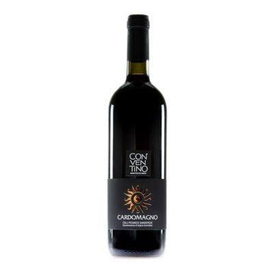 italienischer Rotwein Cardomagno Sangiovese DOC, 0,75l