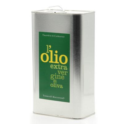 Natives Olivenöl extra in 3l Kannister