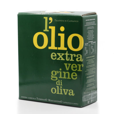 Natives Olivenöl extra in 5l Bag in Box