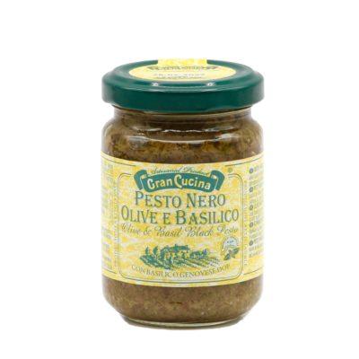 Oliven-Pesto in 130g Glas