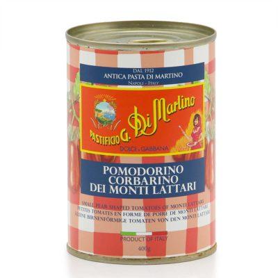 eingemachte Corbarino Tomaten in 400g Konserve