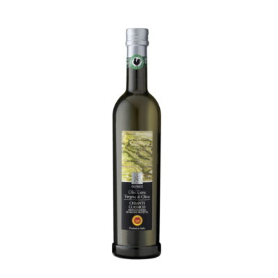 natives Olivenöl extra, DOC Chianti Classico in 0,5l Glasflasche