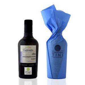 natives Olivenöl extra aus Italien in 500ml Flasche