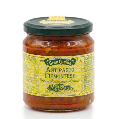 Antipasto aus Gemüse in 280g Glas