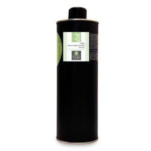 natives Olivenöl extra in 1l Kannister
