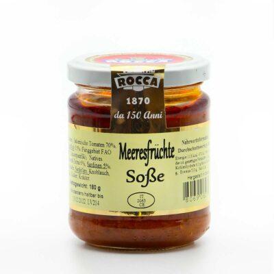 Rocca Meeresfrüchtesauce in 180g Glas