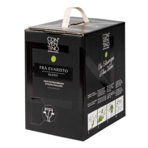 Natives Olivenöl extra in 3l bag in Box