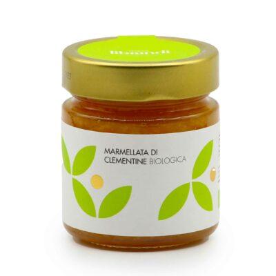Bio Clementinen Marmelade in 300g Glas
