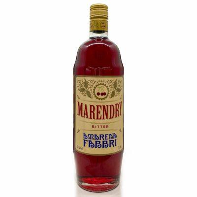 Kirschlikör in 1l Glasflasch