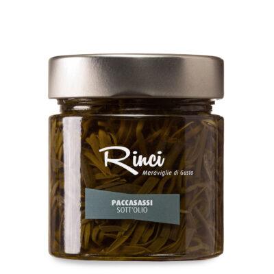 Meeresfenchel in Olivenöl in 200g Schraubglas