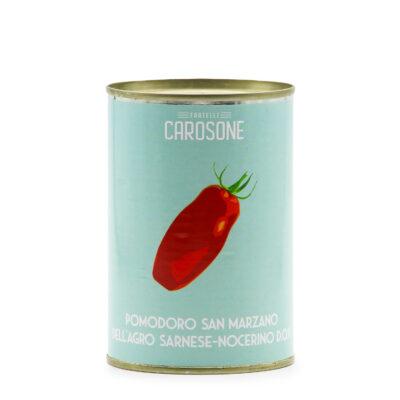 Tomaten im eigenen Saft in 400g Konservendose