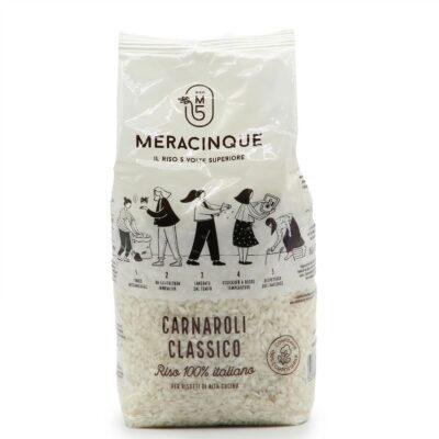 Carnaroli Classico Reis in 1kg kompostierbare Tüte
